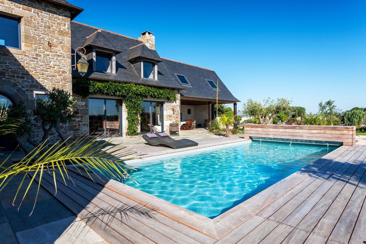 bazénové příslušenství dekorativní prvek