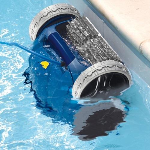 Údržba bazénu