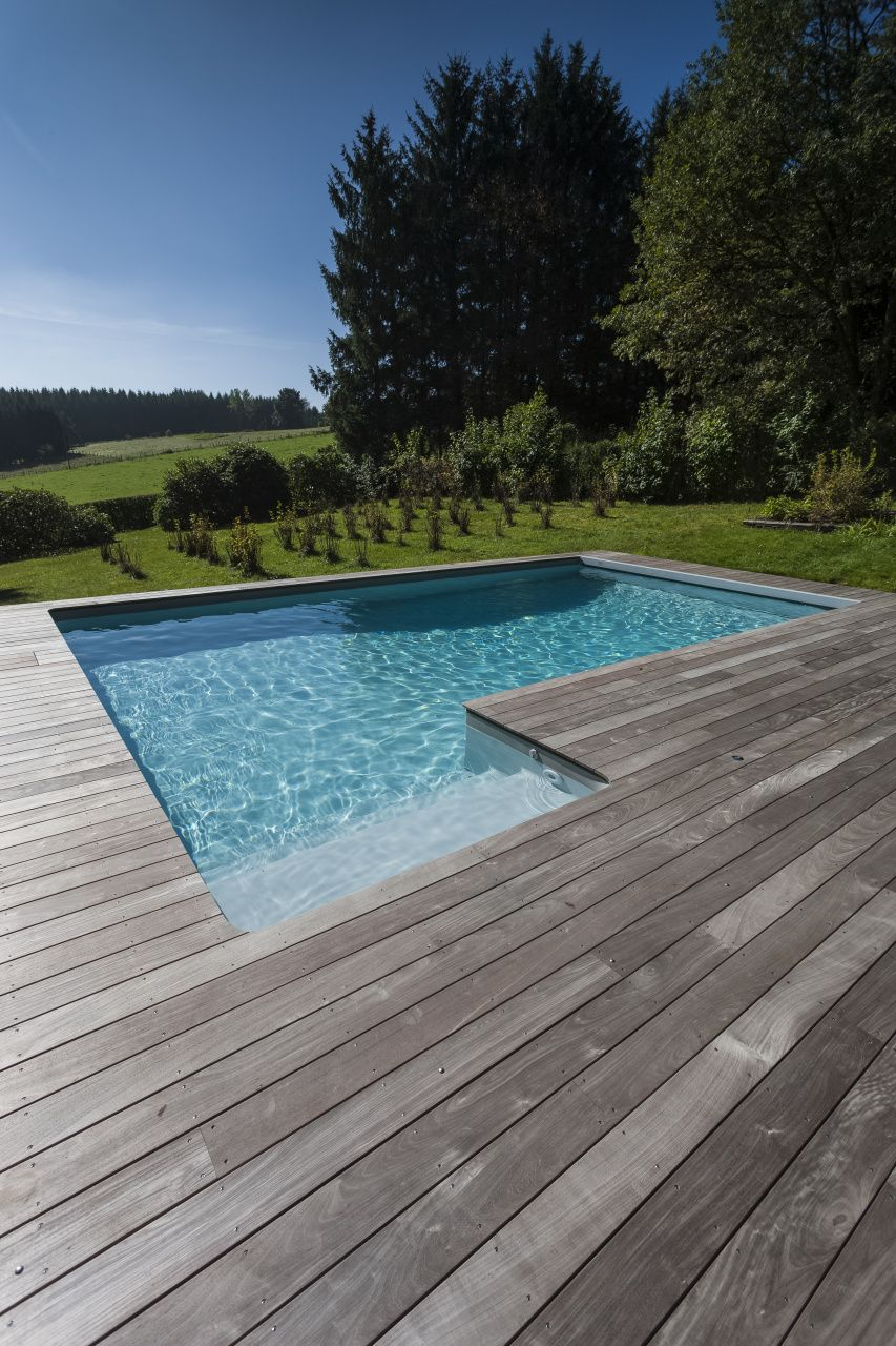 Bazény do země