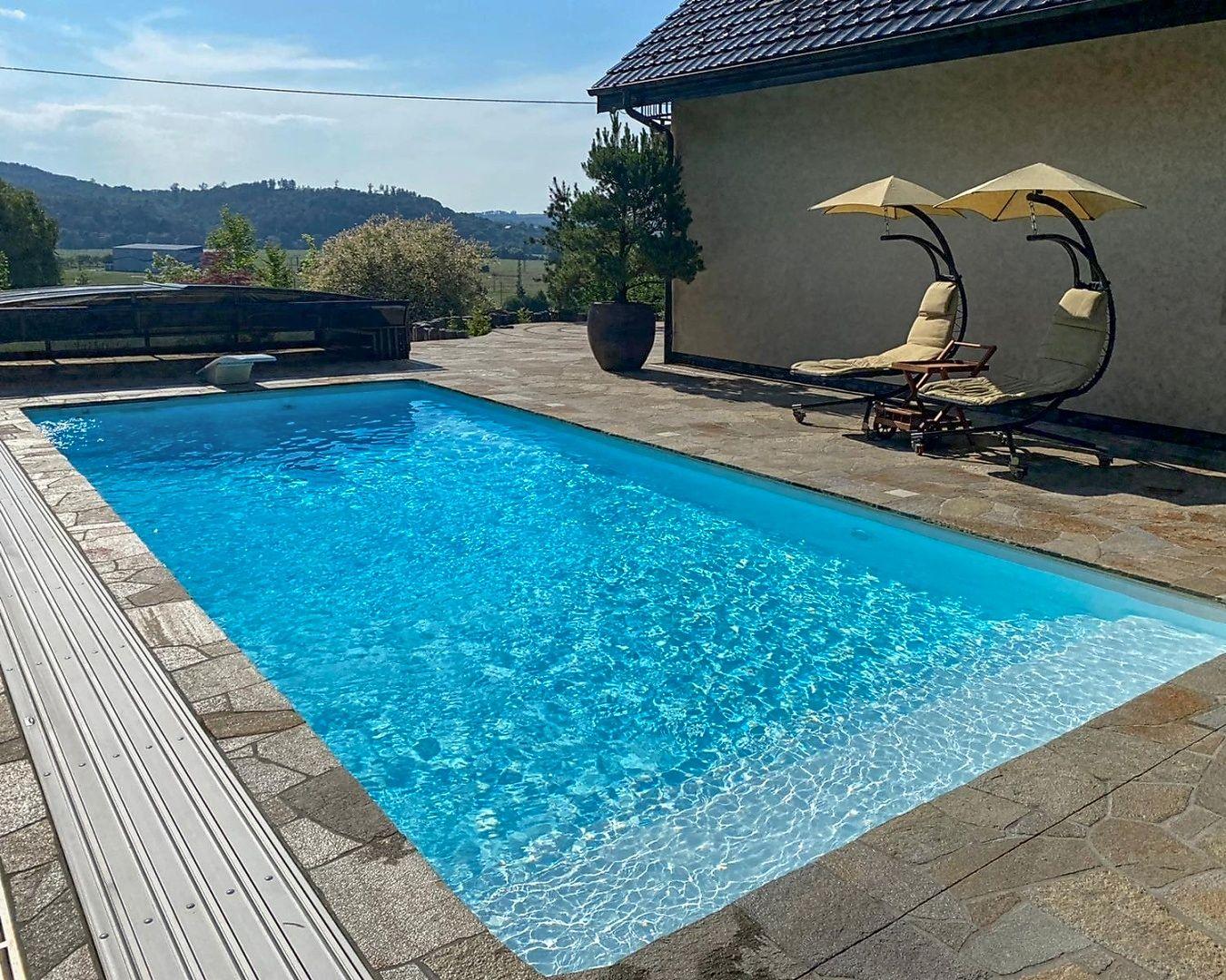 Fóliové bazény do země